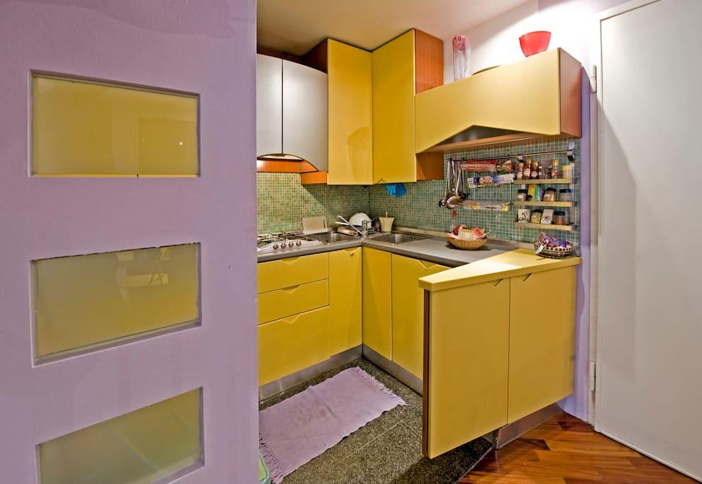 Attic room with private bathroom