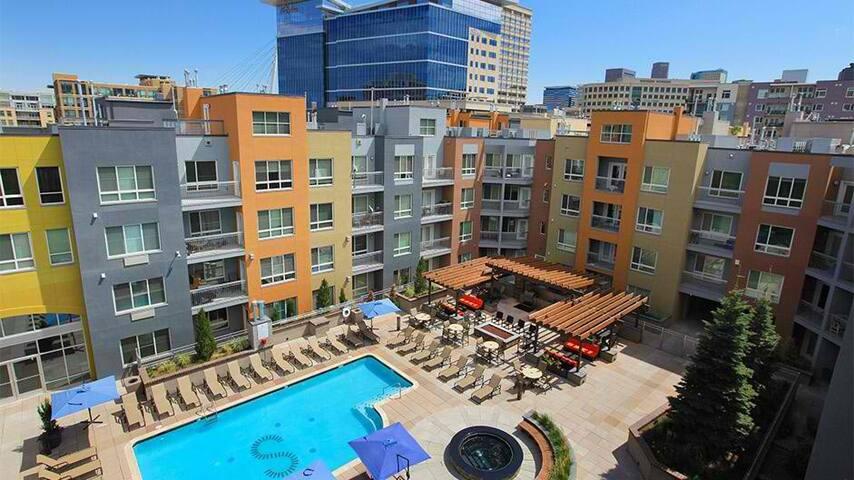 Exclusive Denver Location! ST2 - Denver - Apartment