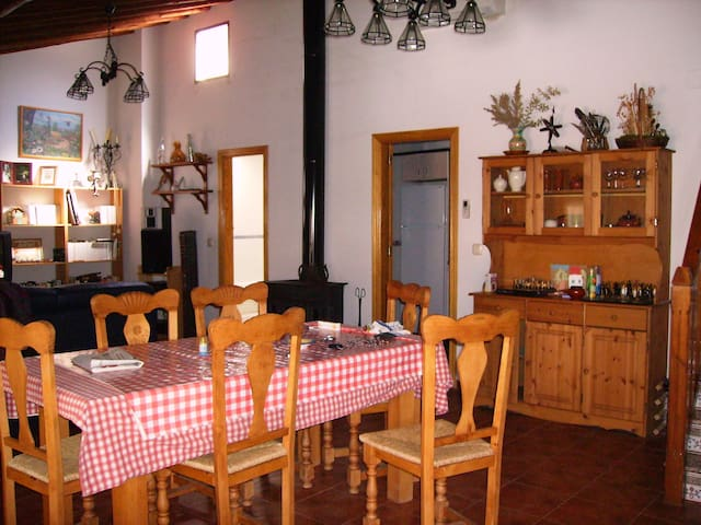 Casa con encanto en la Vera-Caceres - Cuacos de Yuste - Ház
