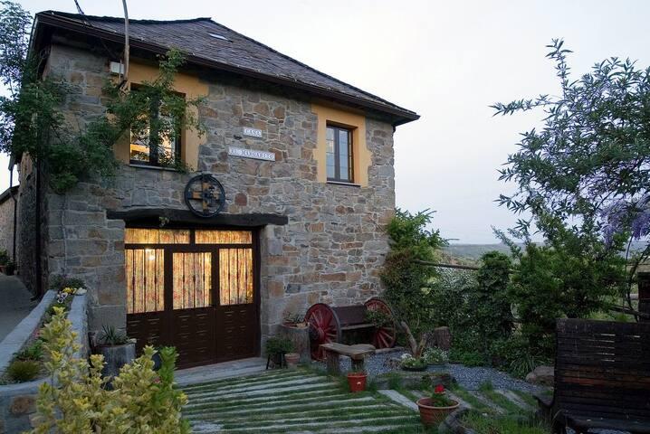 Casa Rural Margarito, un paraiso rural.