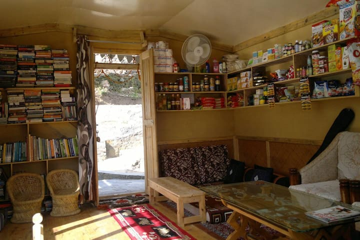 Goldfinch Duplex Cottage