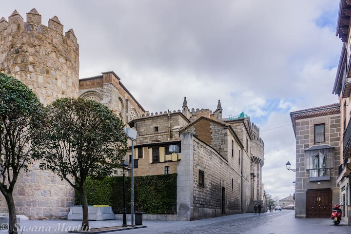 Las Ventanas del Cielo de Ávila
