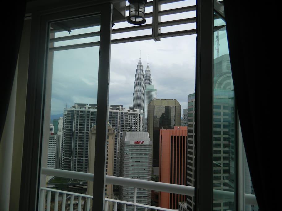 KLCC View