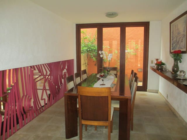 Confortable Room (2 persons) - Belo Horizonte - House