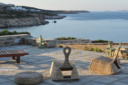 Summer Villa by the sea - Antiparos - Villa