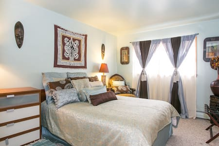 Luxury Mupani Suite @MushaindoroHS - Maplewood - Haus