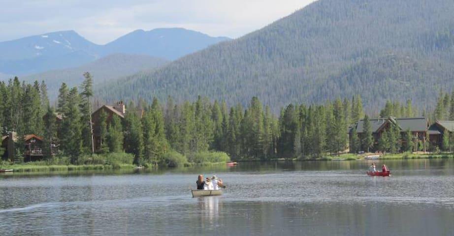 A little bit of Heaven in Colorado - Grand Lake - Dom