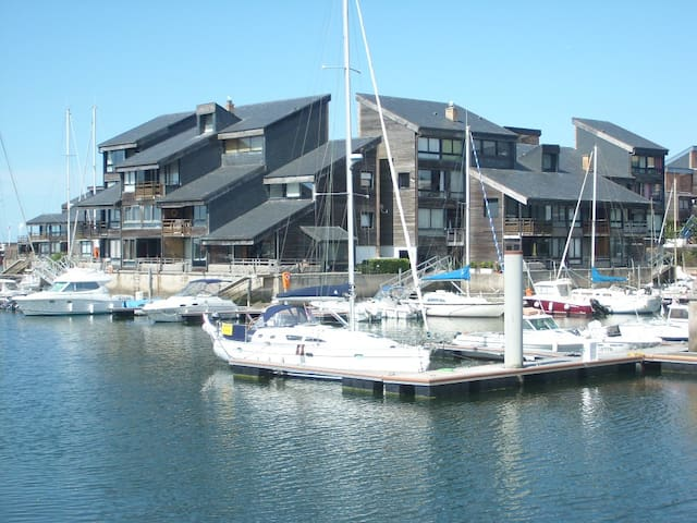Deauville Marina - 3p Duplex  6 pers. - Deauville - Apartamento