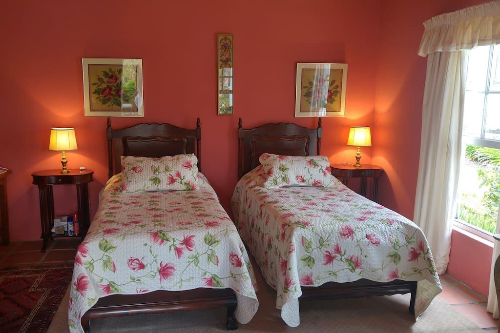Guest room 1 (Siena)