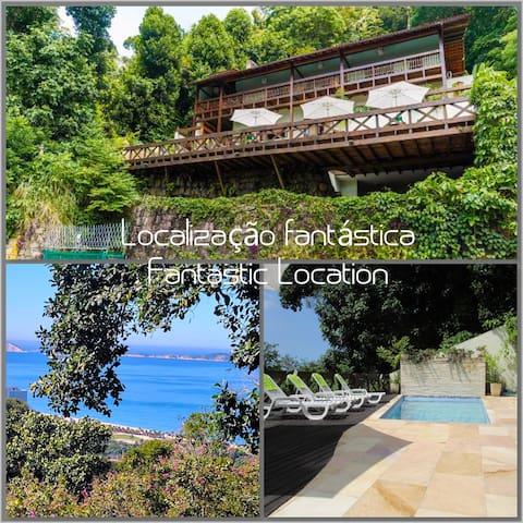 Casa Verde Rio, Boutique Guest House, QS 2