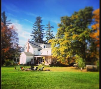 Vintage Catskills Farmhouse est1790 - East Durham - House