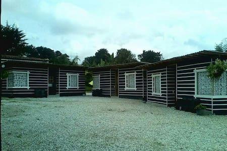 SEBANA habitaciones en cabañas - Guatapé - Vandrarhem