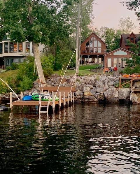 Long Lake Waterfront Cabin