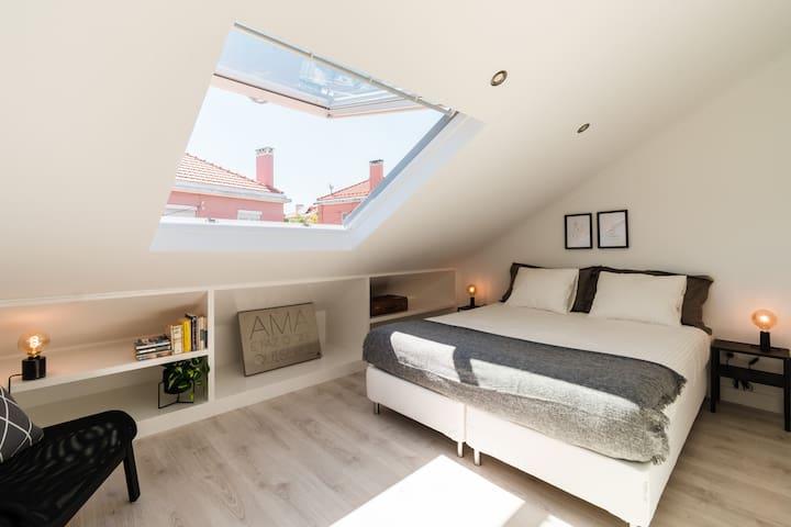 Bedroom 3 (2nd floor)