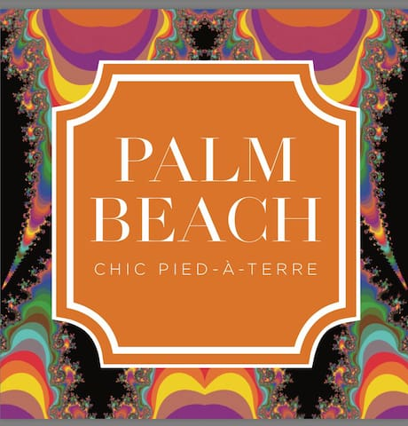 DESIGNER CHIC PALM BEACH - Palm beach
