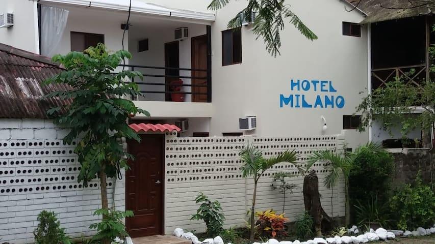 Por estrenar!! Hotel Milano a 5 min de la playa