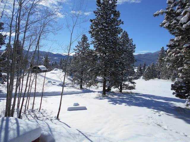 View the mountains, enjoy Montana - Helena - Casa