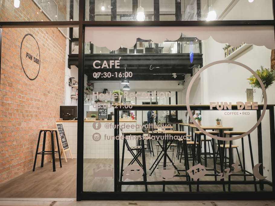 Our Cafe'