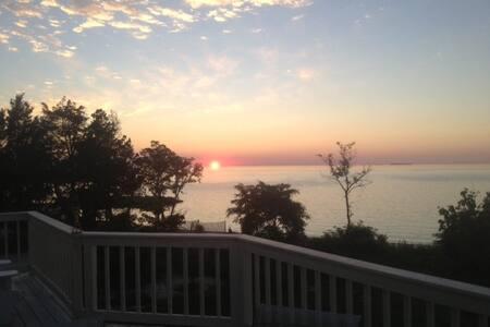 Million Dollar Views...Waterfront!! - Onancock - House