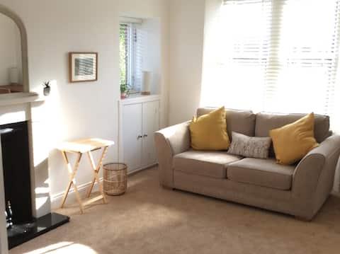Charmig lägenhet i hjärtat av Gullane