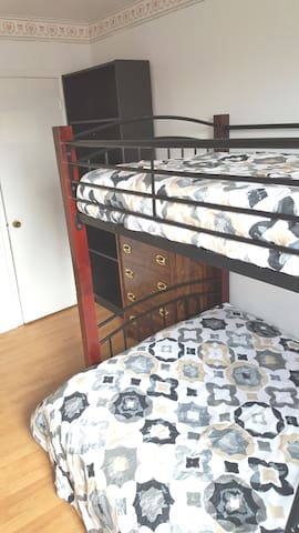 Room 4 - Chest & Bunk Bed