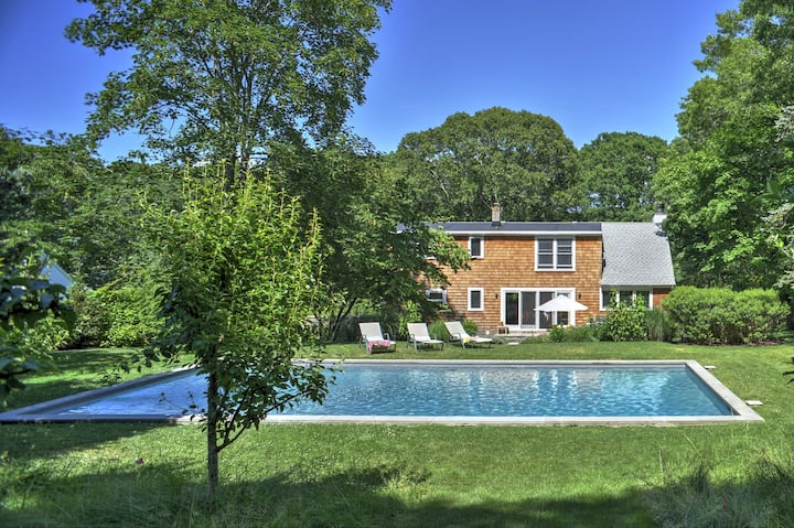 Country Home in Hamptons Sag Harbor Village