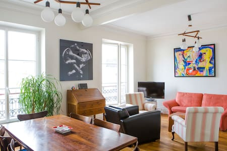 Gorgeous Apartment in the Heart of the 11th - Appartement