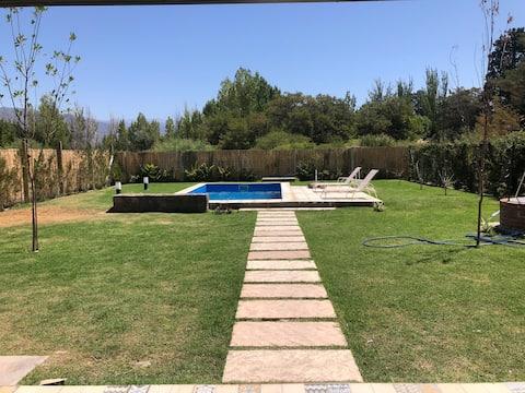 Casa de campo San Juan - Villa Tacu
