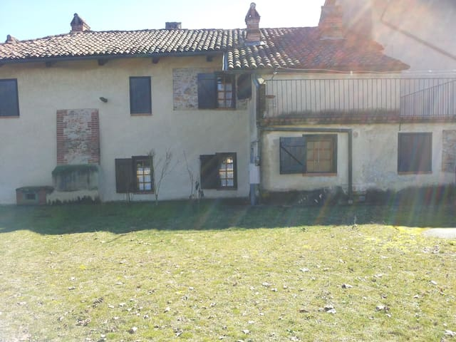 nelle colline del Monferrato - Montafia