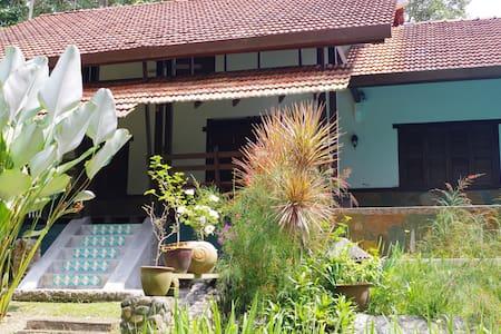 Aman Dusun Farm Retreat The Riverview House