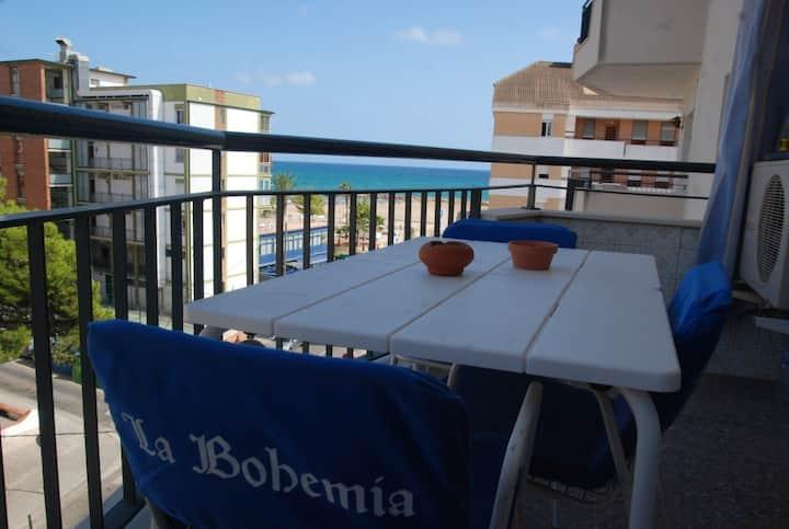 Apartamento a 40 metros de la playa
