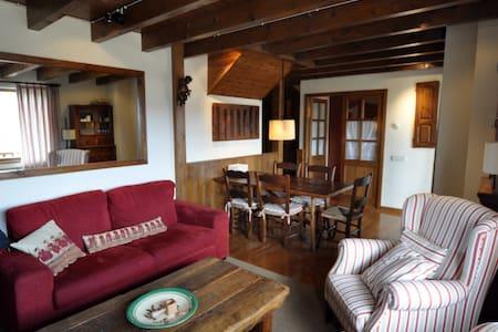 Precioso duplex en Puigcerdà - Puigcerdà - Apartamento