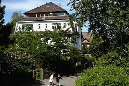 Ferienwohnung Haus Breuer - Bregenz - อพาร์ทเมนท์