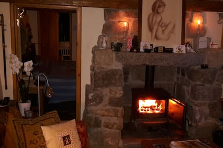 The Old Stables - a cosy country retreat