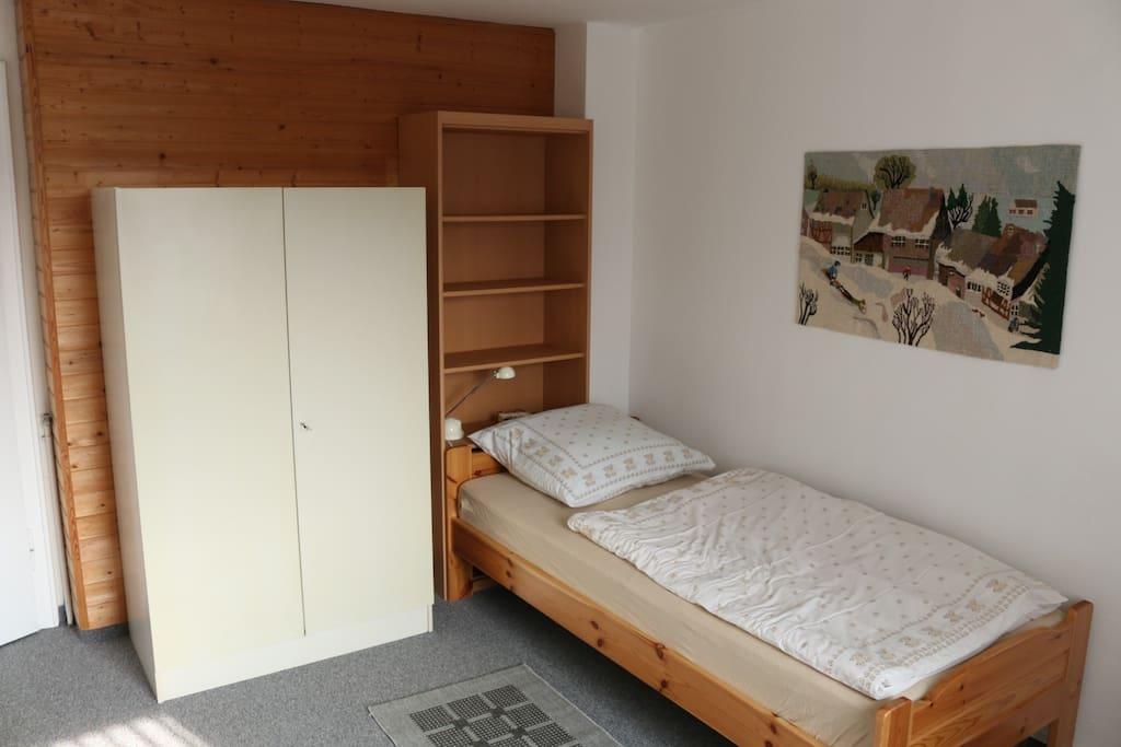 Zimmer für 1 Person - Foto 2