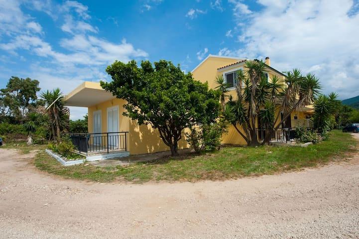 Lazaris beach house - Almyros Corfu - Acharavi - Wohnung