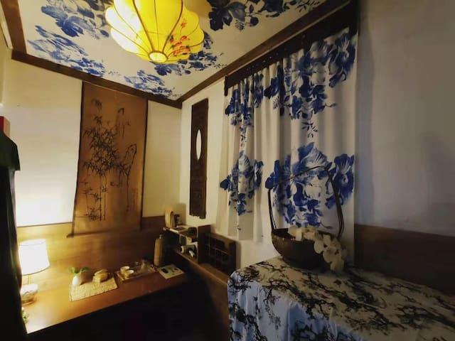 平江路 老苏州历史品味单间 近拙政园苏州博物馆狮子林 古董家具近停车场