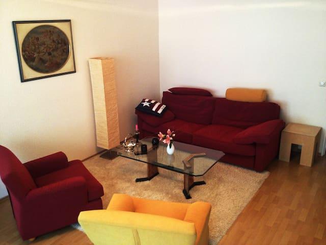 Gemütliche Wohnung in Eimsbüttel - Hamburg - Apartment