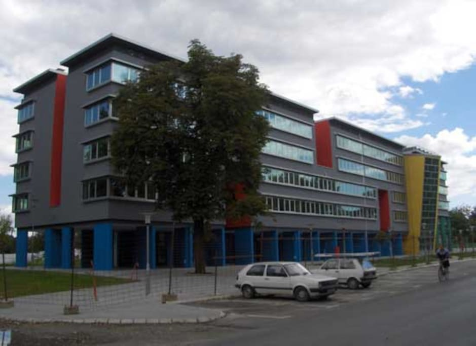 University of Osijek - Kampus