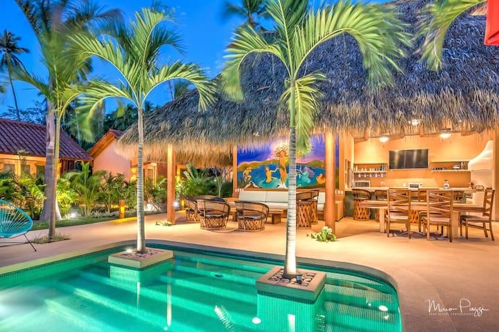 Bungalow Encantadora, luxury near the beach!