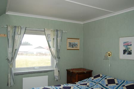 Room #3 in apartment on farm - Ålgård