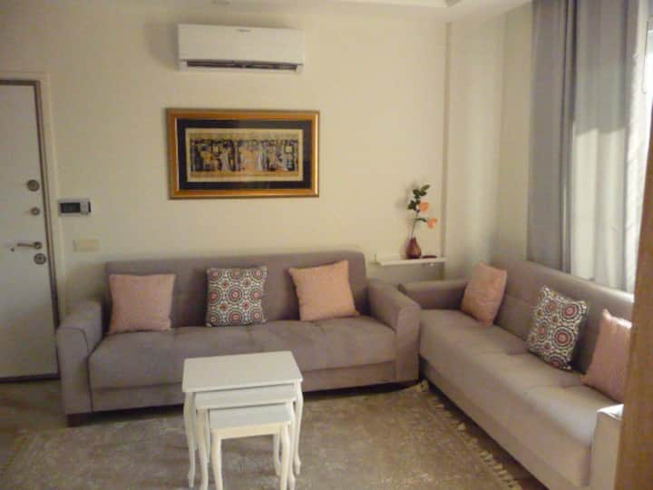 Apartment in Antalya for rent weekly or monthly