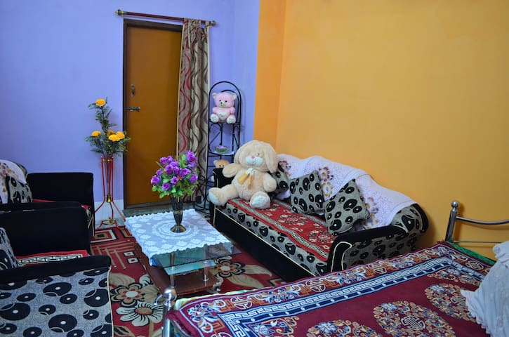 Example of Homestay Room