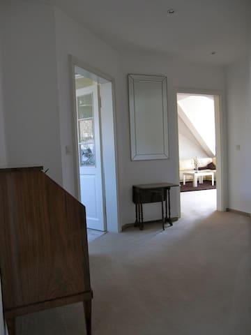 Luxus 2 Zimmerwohnung bei Frankfurt - Schwalbach am Taunus - Leilighet
