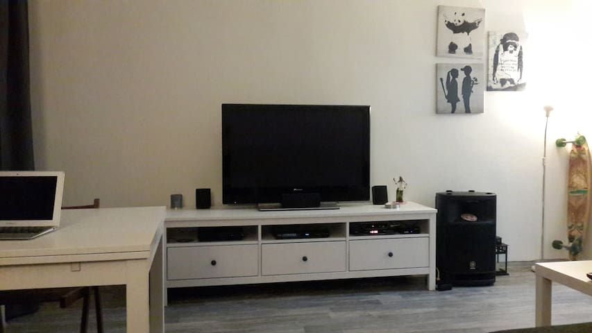 Private room in a friendly flat - Istanbul - Appartement