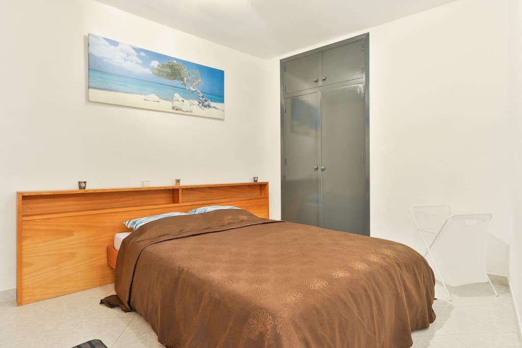 Habitación 1/bedroom1