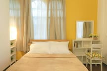 Yellow Room - good for 2 pax