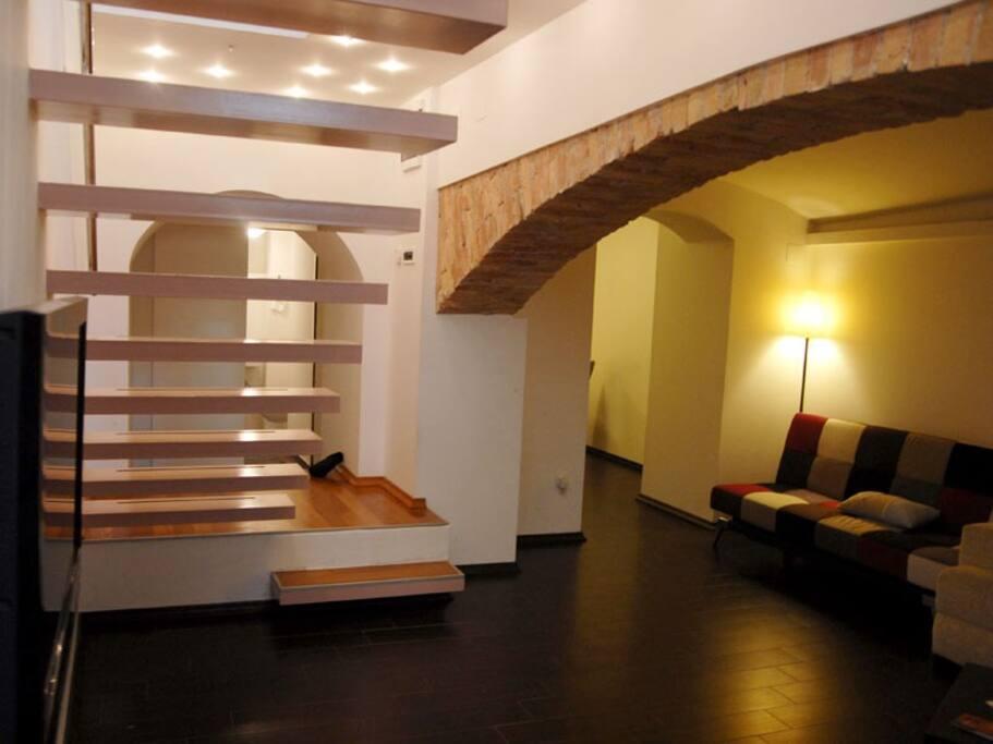 Apartment Tia 2 - living room