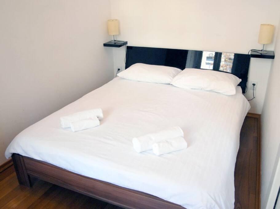 Apartment Tia 2 - bedroom
