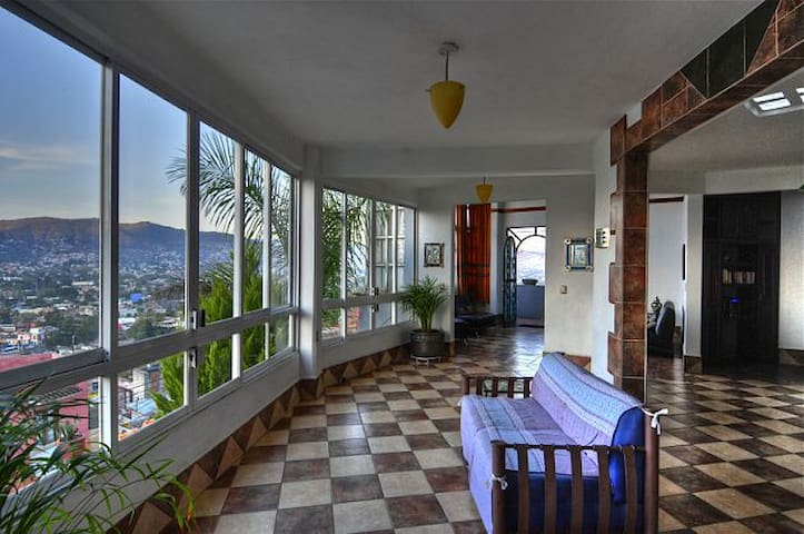 Penthouse Apartment in Centro  - Oaxaca - Byt